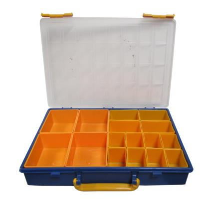 Picture of Plastic Container, Tray 16 Compartments 340mm x 250mm
