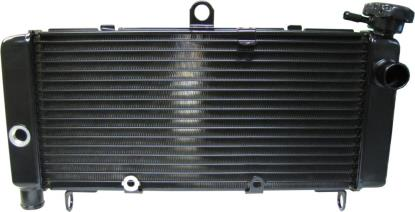 Picture of Radiator Honda CB600FY, F1 2000-2001 (Made in Japan)