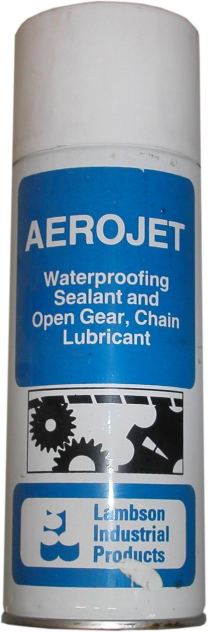 Picture of Aerojet is ideal for open gear & wire rope lubricant (400ml)