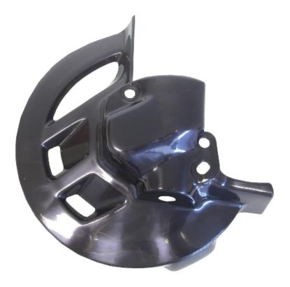 Picture of *Front Disc Cover Black Honda CR125, CR250 95-07, CRF450R 02-0