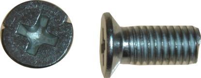 Picture of Screws Countersunk 5mm x 12mm(Pitch 0.80mm) (Per 100)