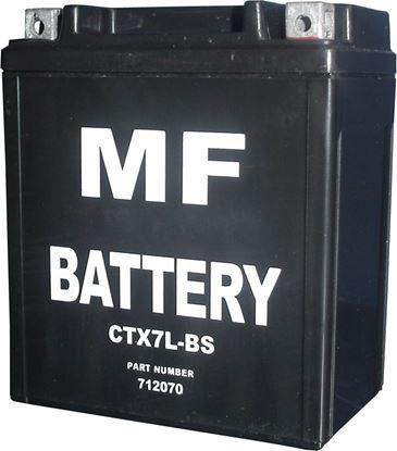 Picture of *Battery CTX7L-BS (L:114mm x H:130mm x W:70mm) NO ACID