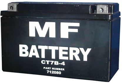 Picture of *Battery CT7B-4, CT7B-BS (L:150mm x H:94mm x W:64mm) NO ACID