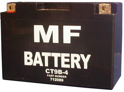 Picture of *Battery CT9B-4 (L:150mm x H:105mm x W:70mm) CT9B-BS NO ACID
