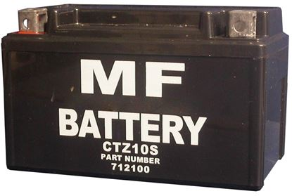 Picture of *Battery CTZ10-S (Fully Sealed)  (L:150mm x H:94mm x W:88mm) NO ACID