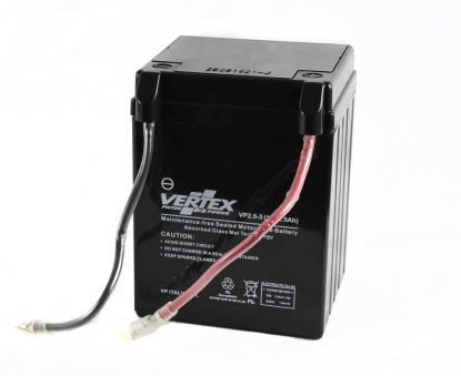 Picture of Vertex VP2.5-3 Battery
