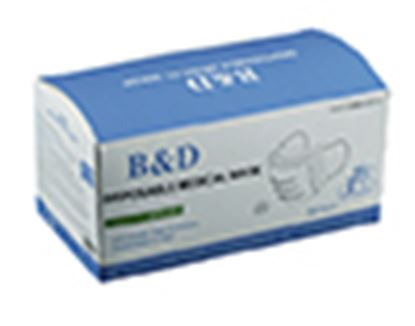 Picture of 3PLY Disposable Face Covering 50per pk