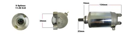 Picture of Starter Motor 002