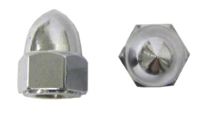 Picture of Nut Chrome Acorn 6mm (Per 5)