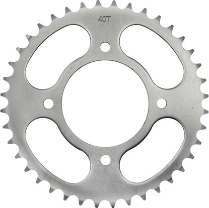 Picture of *266-40 Rear Sprocket Honda CL72 1968