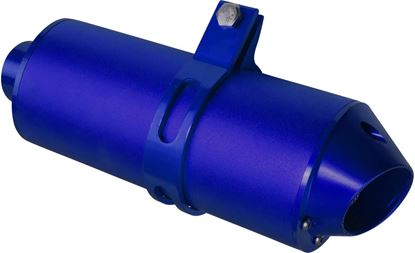 Picture of Exhaust Tailpipe Trail Blue Universal