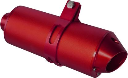 Picture of Exhaust Tailpipe Trail Red Universal